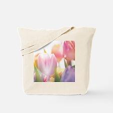 Beautiful Tulips Tote Bag