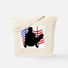 MALE GYMNAST Tote Bag