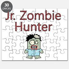 Jr. Zombie Hunter Puzzle