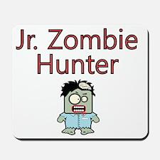 Jr. Zombie Hunter Mousepad