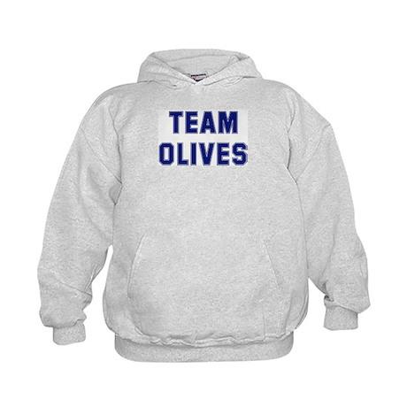 Team OLIVES Kids Hoodie