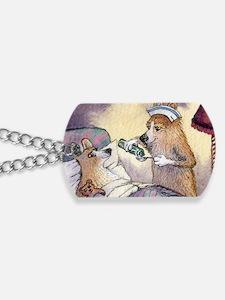 Corgi Nightingale nurse dog Dog Tags