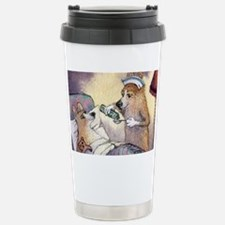 Corgi Nightingale nurse Travel Mug