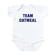 Team OATMEAL Infant Bodysuit