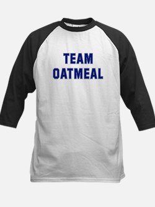 Team OATMEAL Kids Baseball Jersey