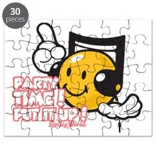Party Time Smiley Puzzle