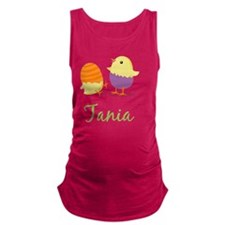 Easter Chick Tania Maternity Tank Top