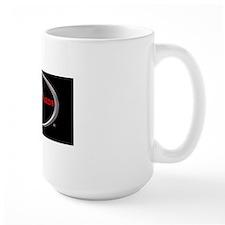 House of Cards logo Mug