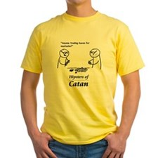 Hipsters of Catan T