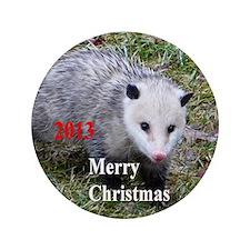 """Opossum 3.5"""" Button"""