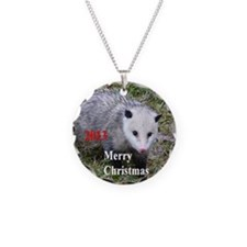 Opossum Necklace