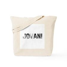 Jovani Tote Bag
