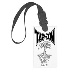 Tap-In Luggage Tag