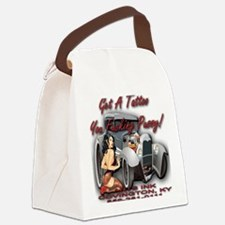 ARTS INK  Canvas Lunch Bag