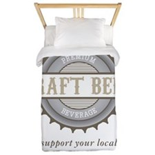 Support Local Twin Duvet
