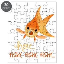 Here Fishy Puzzle