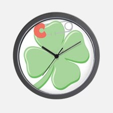 Irish Baby Wall Clock