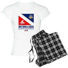 Dive Turks  and Caicos pajamas