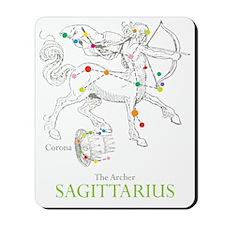 SAGITTARIUS Mousepad