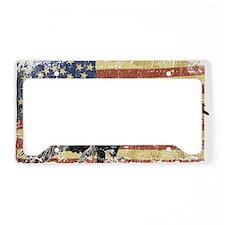 American Eagle License Plate Holder
