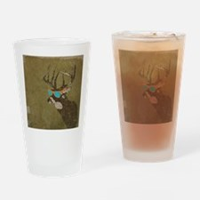 Cool Deer Drinking Glass