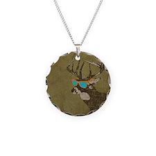 Cool Deer Necklace