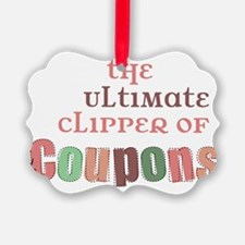 The Ultimate Clipper Ornament