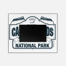 Canyonlands National Park Blue Sign Picture Frame