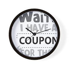 Wait! Wall Clock
