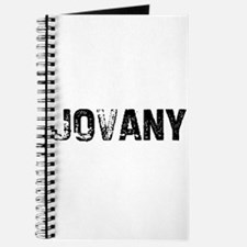 Jovany Journal