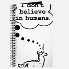 I dont believe in humans Journal