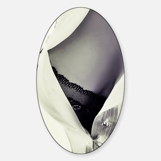 Side Boob Sticker (Oval)