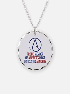 Distrusted Minority Necklace