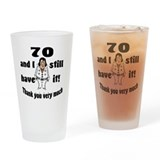 70th Pint Glasses