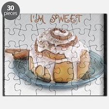 Sweet Cinnamon Roll Puzzle