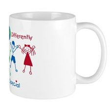 Seeing the World Differently Mug