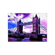london tower bridge effect 5'x7'Area Rug
