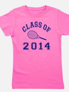 Class Of 2014 Tennis Girl's Tee
