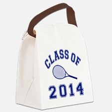 Class Of 2014 Tennis Canvas Lunch Bag