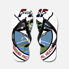 F-111F - Warsaw Pact Central Heating Flip Flops