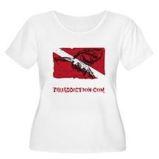 SHARK DIVER - T-Shirt