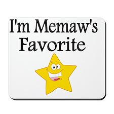 Im Memaws Favorite Mousepad