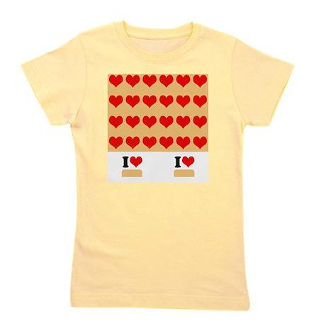 I heart twinkies Girl's Tee