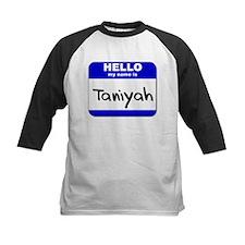 hello my name is taniyah Tee