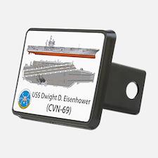 USS Dwight D. Eisenhower ( Hitch Cover