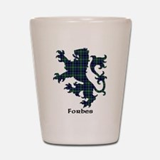 Lion - Forbes Shot Glass