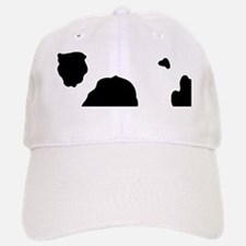 Cow Print Baseball Baseball Cap