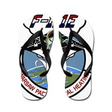 F-111E - Warsaw Pact Central Heating Flip Flops