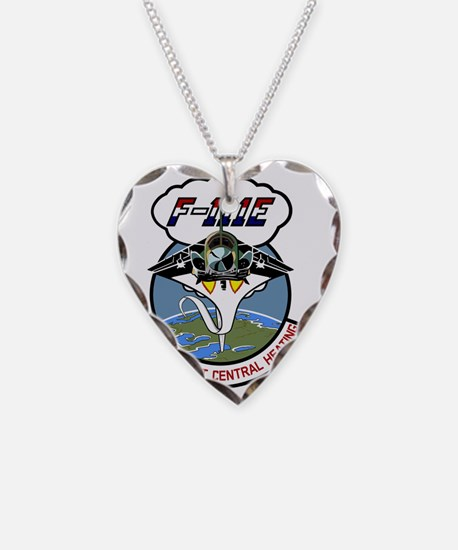F-111E - Warsaw Pact Central  Necklace