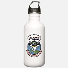 F-111E - Warsaw Pact C Water Bottle